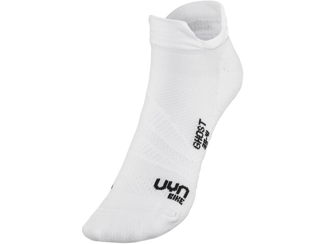 UYN Cycling Ghost Chaussettes Homme, white/black